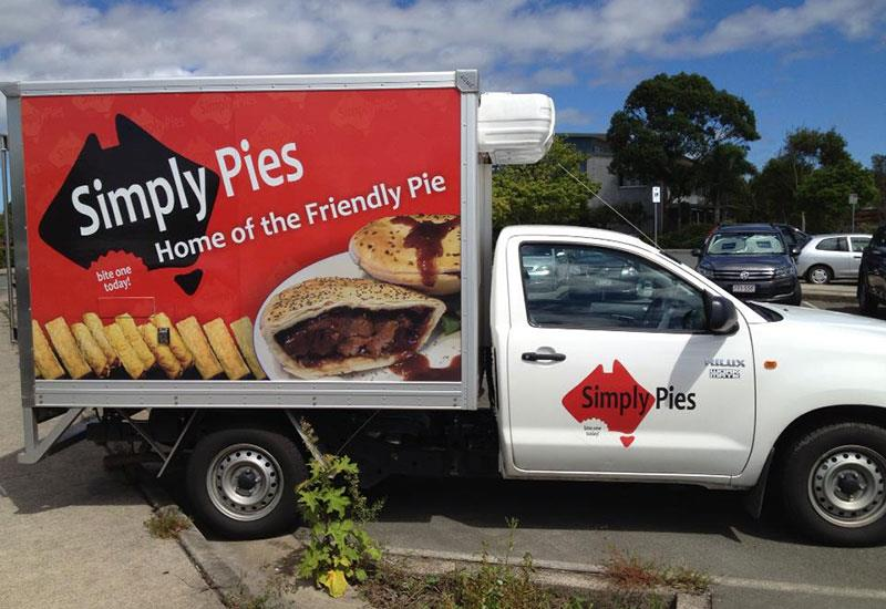 Simply Pies are a family owned company, producing pies and pastries for over 20 years.